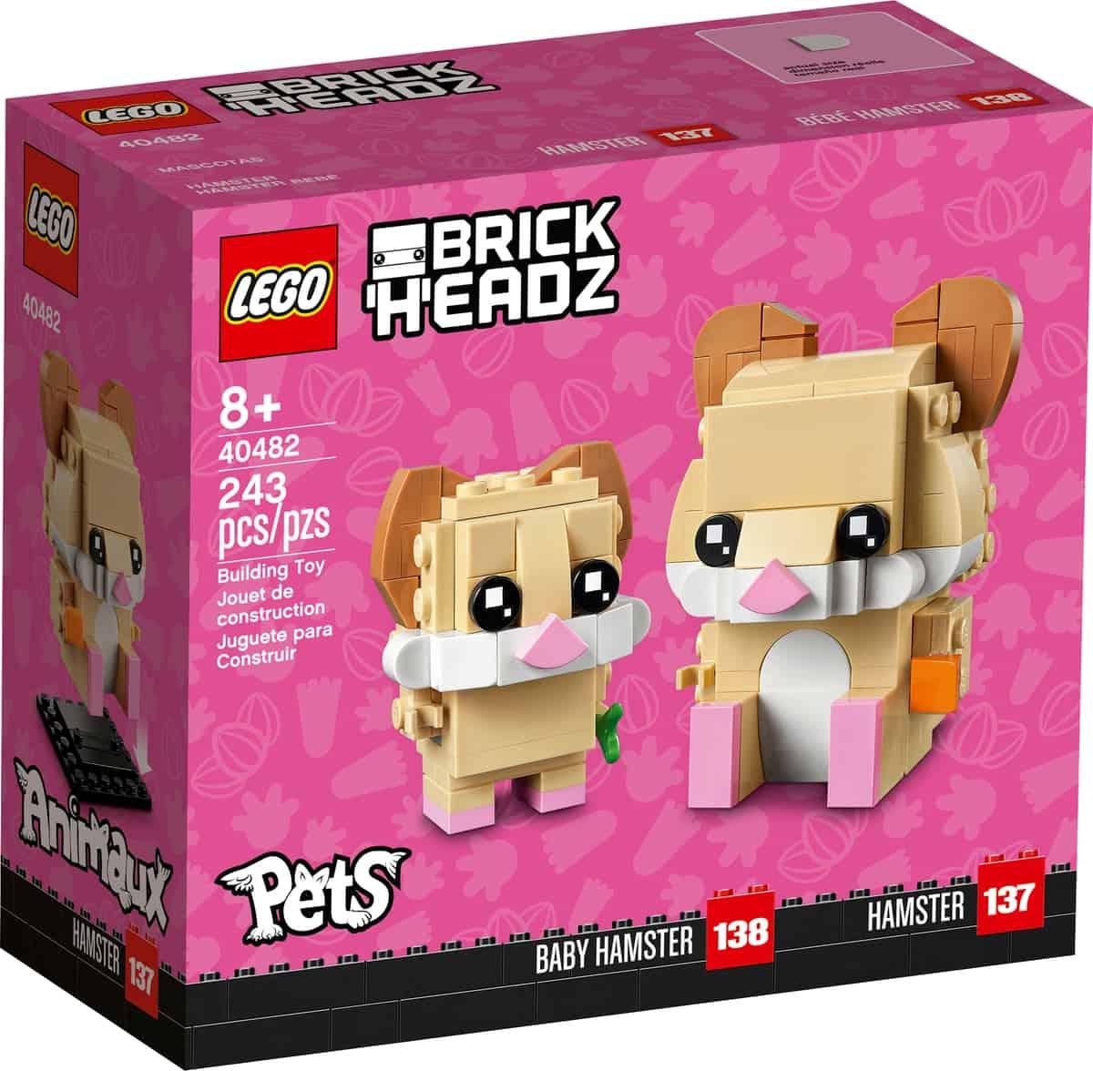 lego 40482 hamster