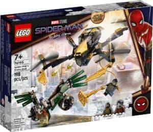 lego 76195 spider mans droneduel