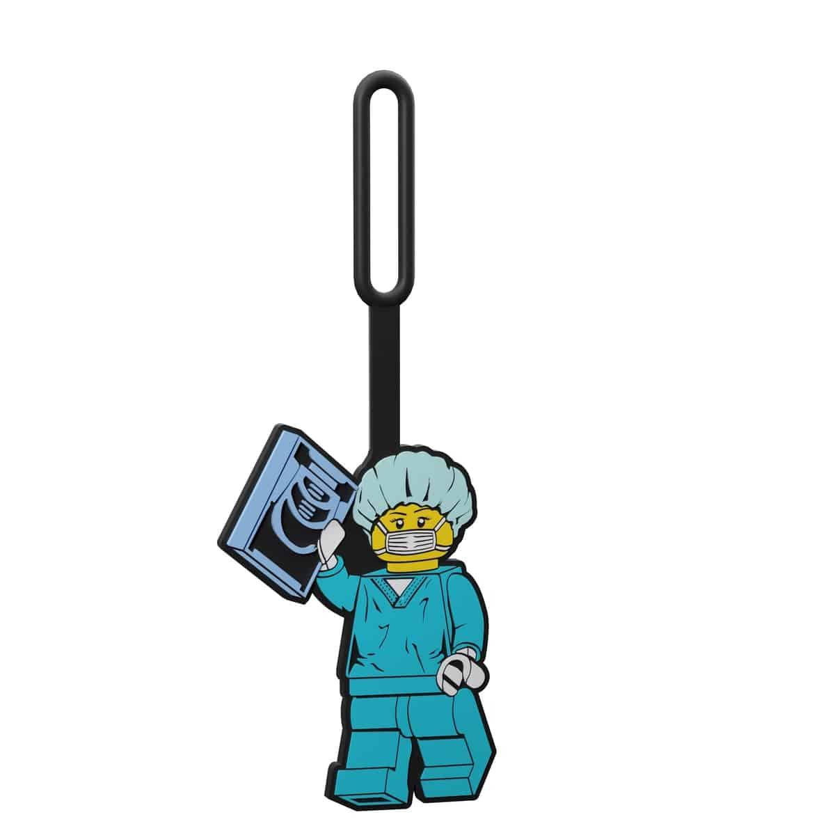 lego 5006376 chirurg tassenhanger
