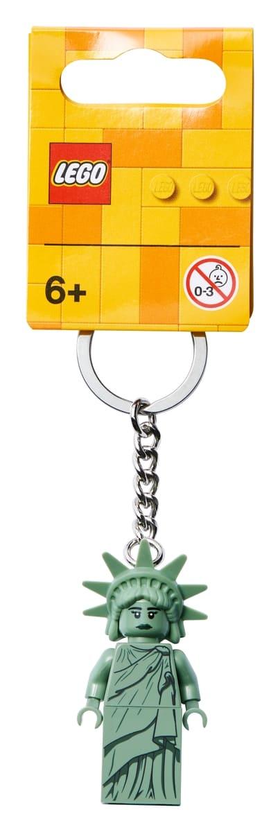 lego 854082 lady liberty sleutelhanger