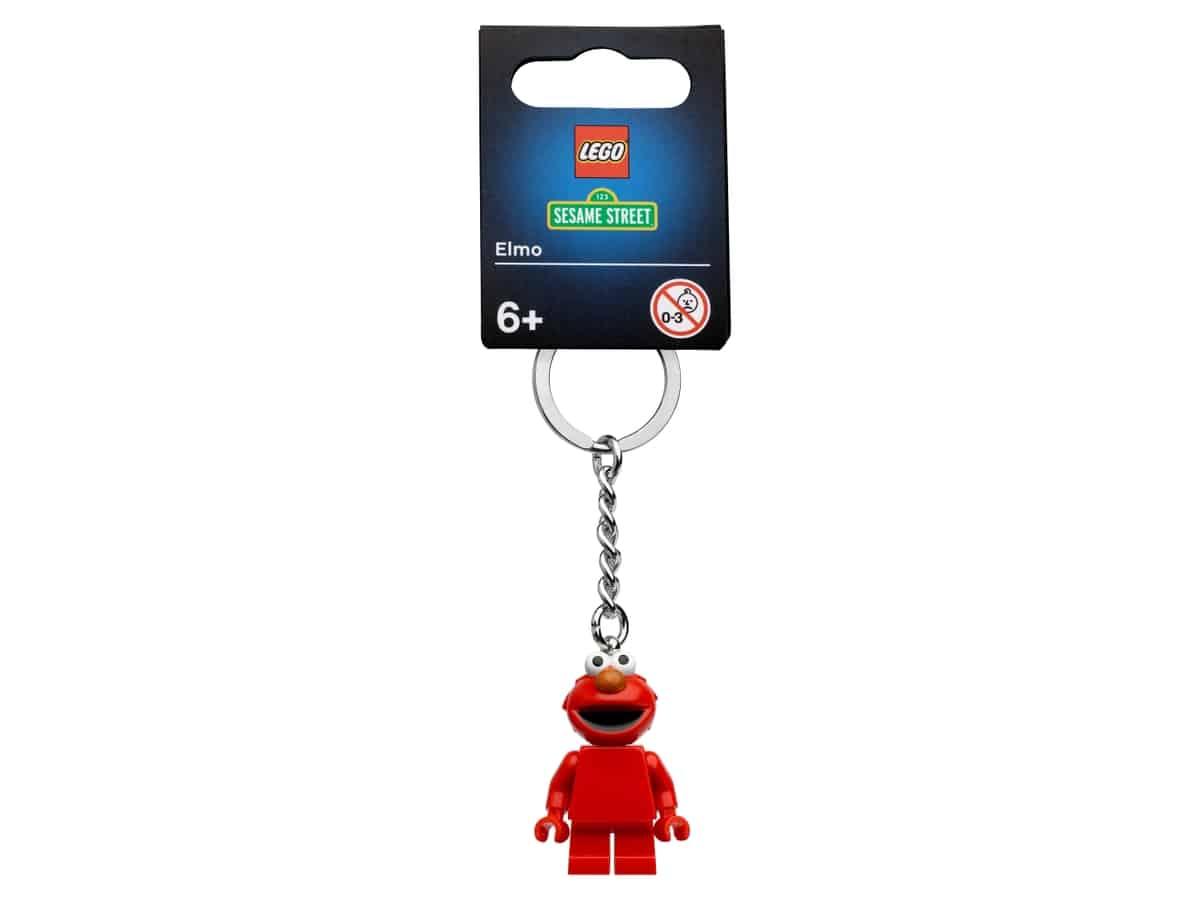 lego 854145 elmo sleutelhanger