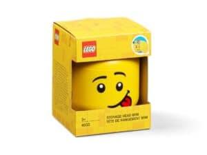 lego 5006210 opberghoofd klein gek